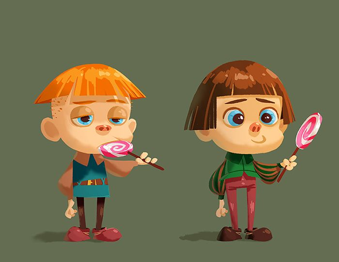 Tiny Thief (2013) @ Rovio by Meryl Franck