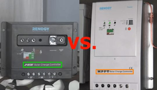 PWM vs MPPT Charge Controllers and How they Work