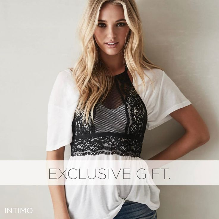 This exclusive gift isn't available for purchase, but even better in February it's available exclusively from your Bra fit Specialist (Me ☺) for T&C's head to Intimo.com.au #loveintimo #feelgoodfit #brachat #getfitted #joanalynbrafitspecialist @loveintimo