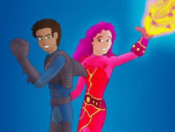 37 Best Amy And Sharkboy And Lavagirl Images On Pinterest