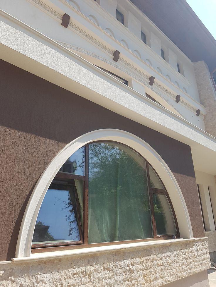Arcada fereastra personalizata din polistiren CoArtCo