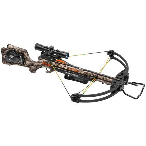 TenPoint Crossbow Technologies Wicked Ridge Invader™ G3 Crossbow Package - Archery, Bows And Cross Bows at Academy Sports