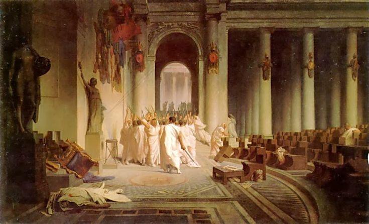 Ο θάνατος του Καίσαρα