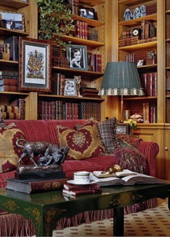Attic Library Ideas Bookcases