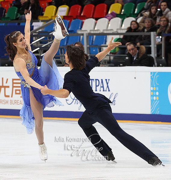 Elliana Pogrebinsky & Alex Benoit (USA)