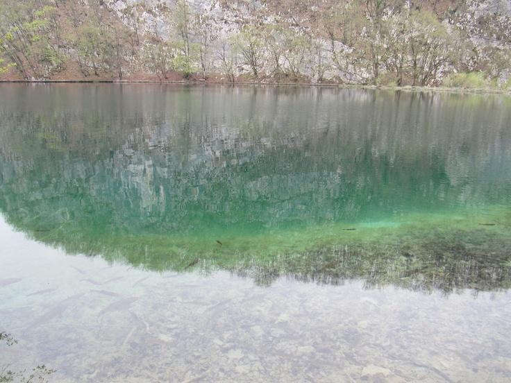 Uno de los lugares más bonitos del mundo. Lagos de Plitvice