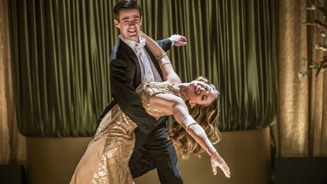 Duet: New Photos From the Supergirl/Flash Musical Crossover