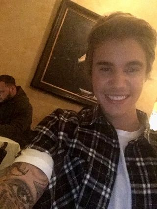 Justin Bieber (justinbieber) on Shots~ Little kid face