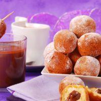 Buttermilk Drop Donuts. http://www.recipe4living.com/recipes/recipe_for_buttermilk_drop_donuts.htm