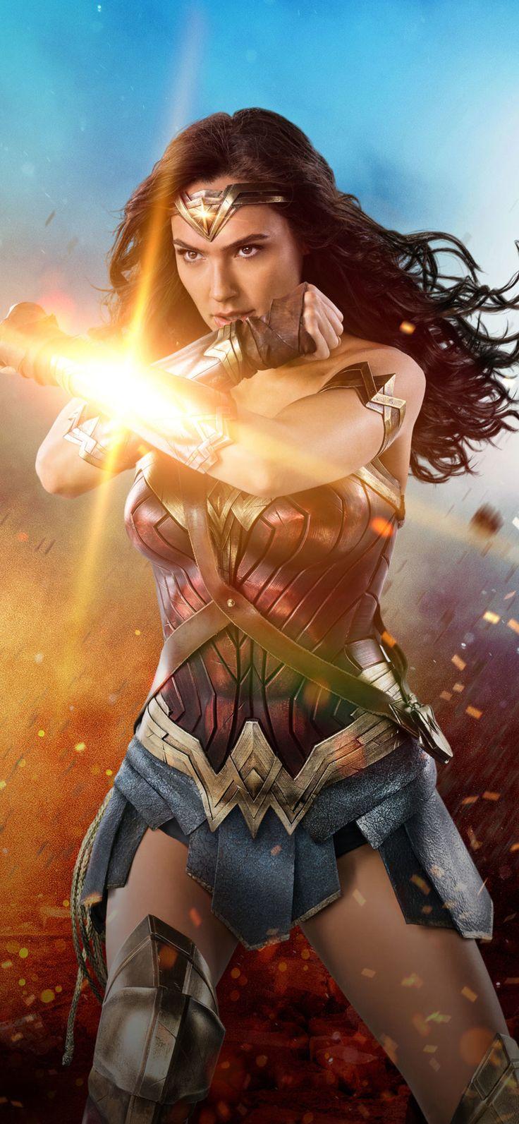 1125x2436 2017 Wonder Woman 4k Iphone XS,Iphone 10,Iphone