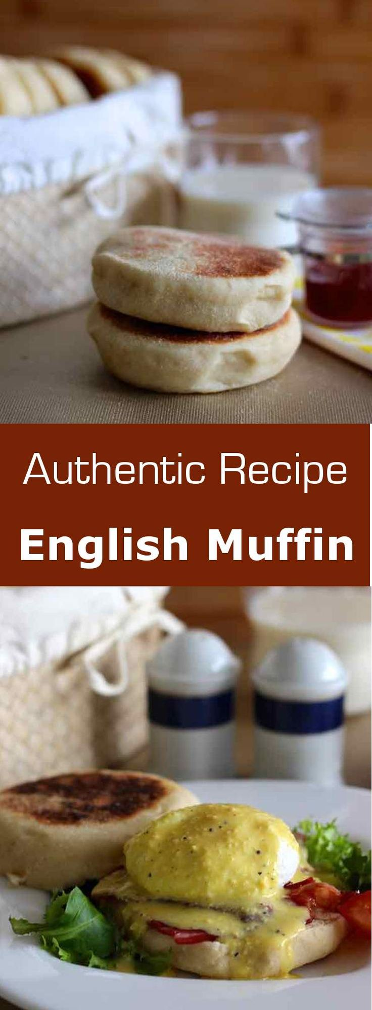 The English muffin is a famous small, soft and light round bread known all over the world, which is as good with a savory filling as with jam.…