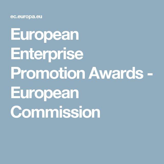European Enterprise Promotion Awards - European Commission
