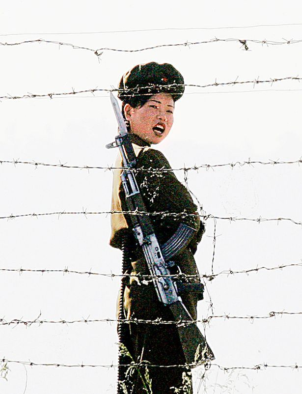 North Korea prison camp is one of