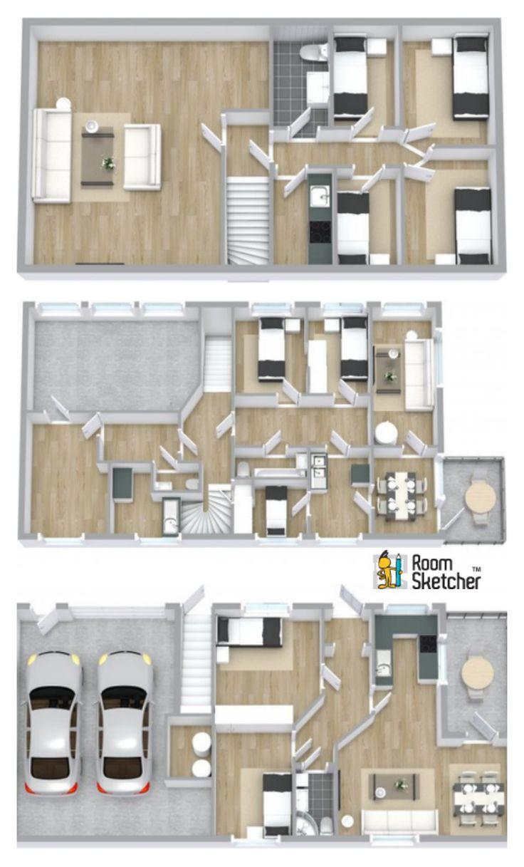 3D Photos Stair DesignHardwood FloorsFloor 75