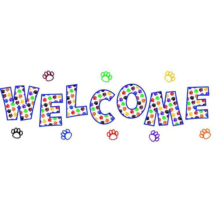 Best  Welcome Bulletin Boards Ideas On   Door