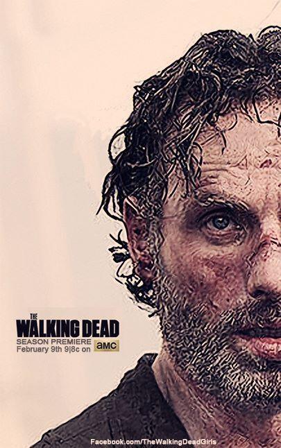 The walking dead season 4 part 2 season premiere promo