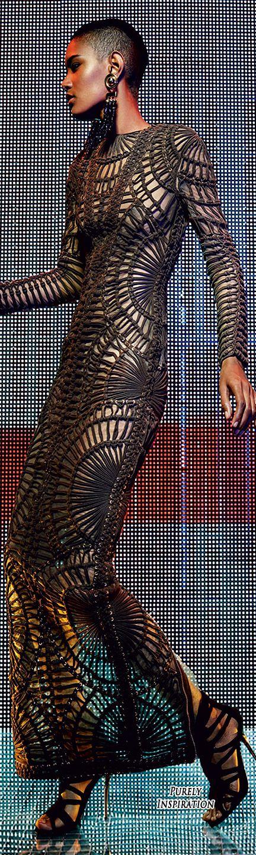 Balmain Resort 2016 Women's Fashion RTW | Purely Inspiration