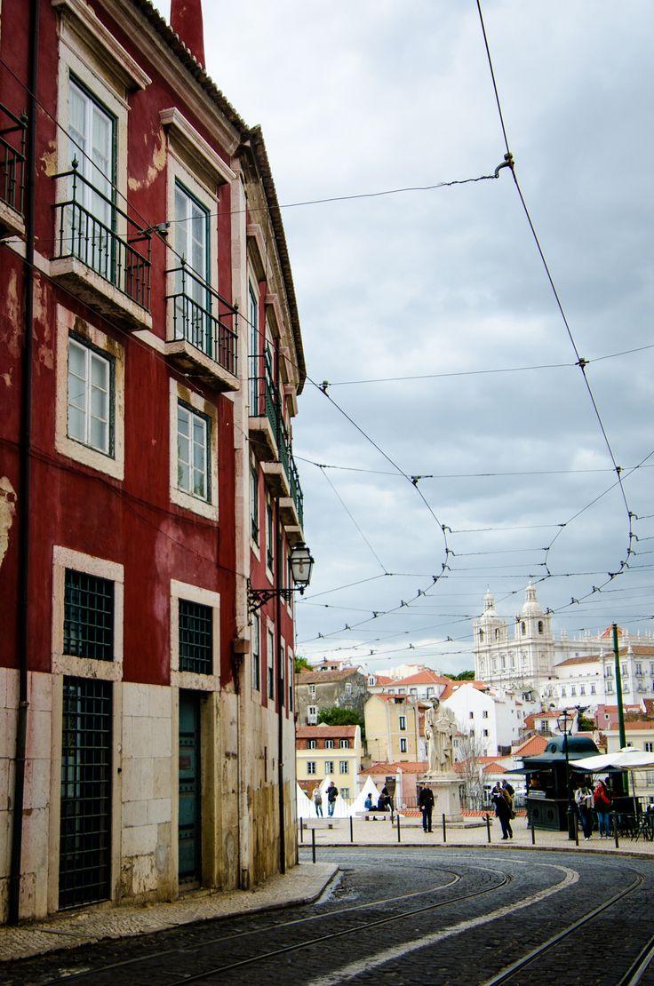qué bella que es Lisboa