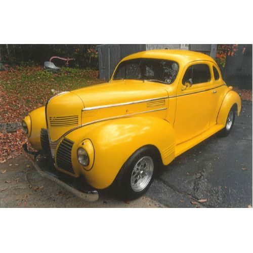 Maher Chevrolet: 1939 DODGE COUPE STREET ROD