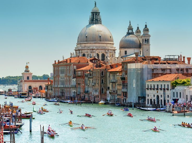 Here's a general rule to abide by in Venice: If you don't get lost, you're not doing it right. Even visitors with a GPS-like sense of direction will likely be bested by the meandering streets of the city. There's no better way to explore the lovely maze than in a haze of mild confusion. —Katherine LaGrave