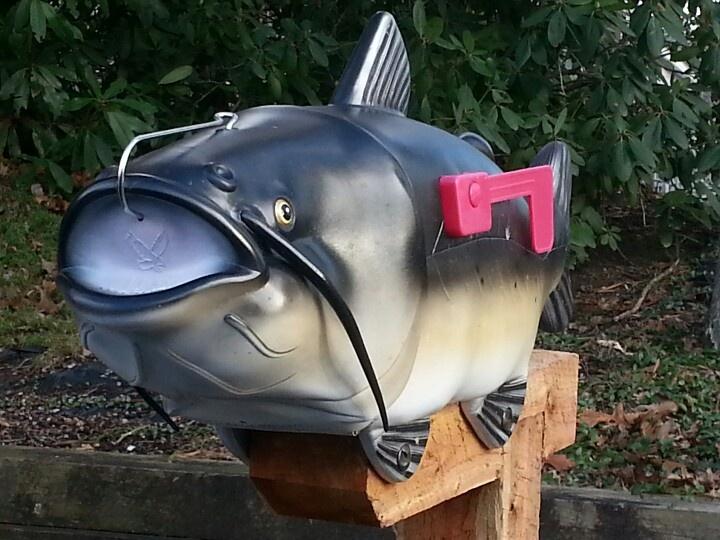 fish mailbox giggle giggle pinterest fish