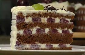 Feketeerdő torta III.