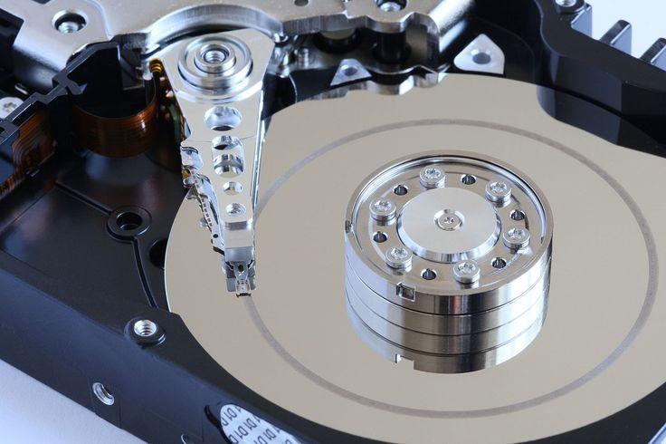 File:Hard disk head crash.jpg