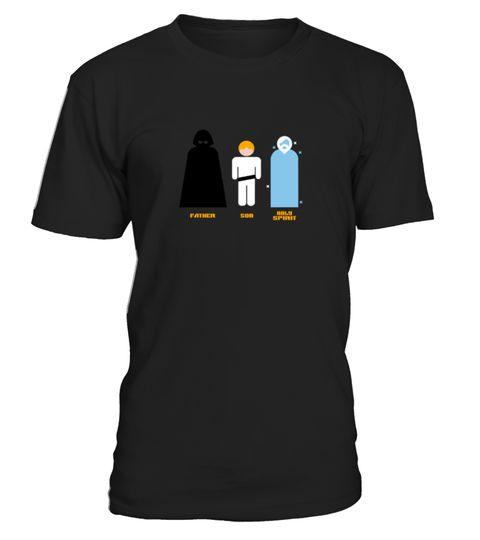 Father, Son, Holy Spirit | Teezily | Kaufen, gestalten und verkaufen Sie T-Shirts um Ihre Ideen zu realisieren