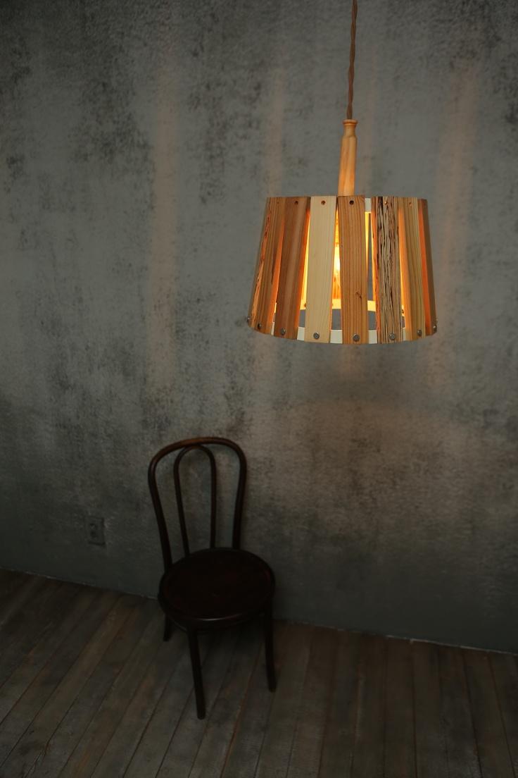 SCREENART - Wood pandant lighting www.byscreenart.com/