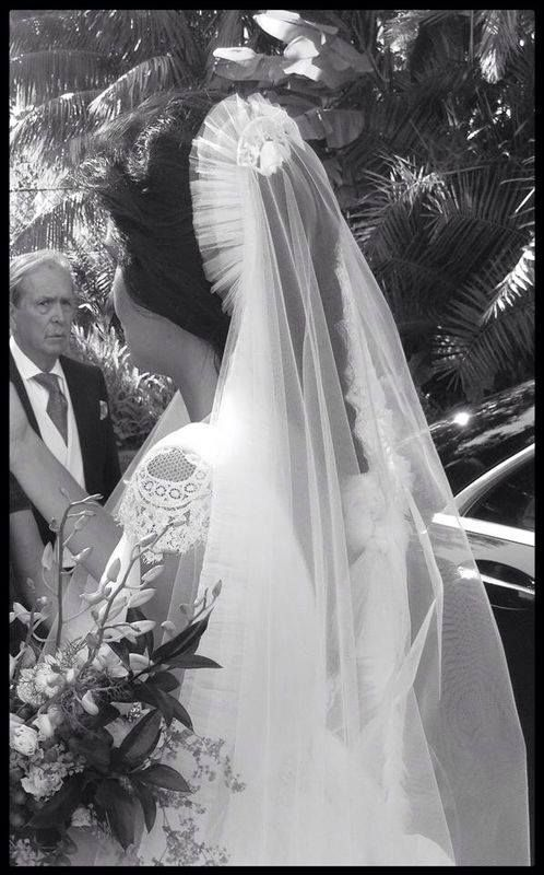#velo #mantilla #wedding #bridal #accesorie #veil