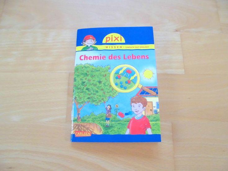materialwiese: KOSTENLOS: Pixi - Chemie des Lebens für die Grundschule