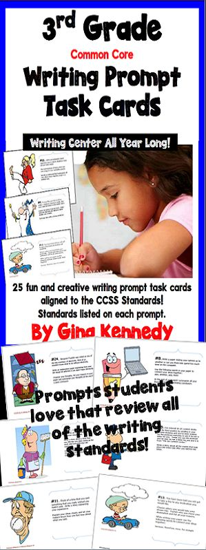 third grade writing prompt Browse 3rd grade writing prompts resources on teachers pay teachers, a marketplace trusted by millions of teachers for original educational resources.