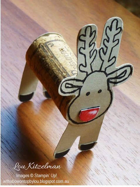 With a bow on top: Reindeer Random Act of Kindness