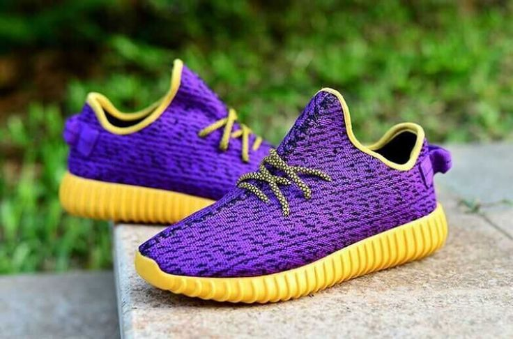 Super Perfect Adidas Yeezy 350 boost Lakers