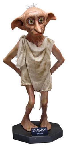 Estatua Harry Potter. Dobby, 95 cms
