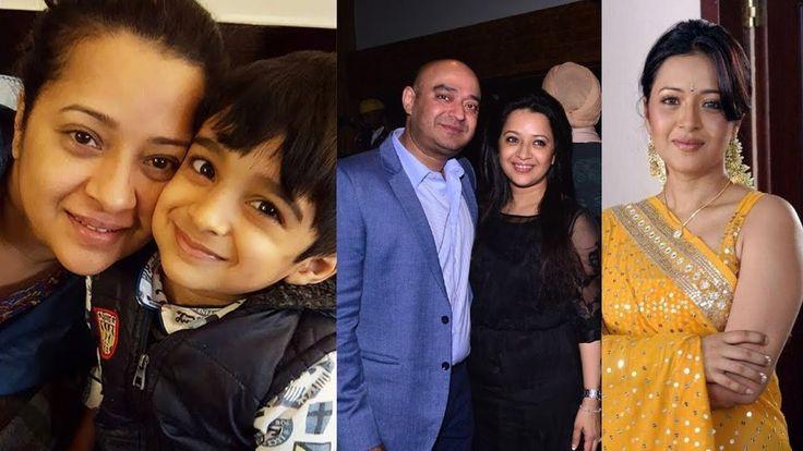 Actress Reema Sen Family Photos  / Reemma Sen with her Husband and Son