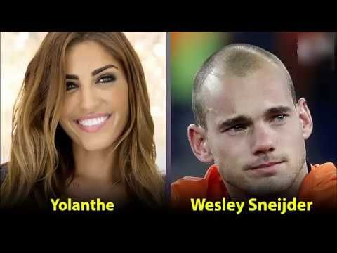 Top 50 Hottest Wives & Girlfriends of Football Players   HD