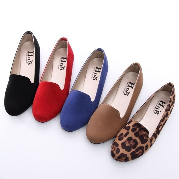 BN Womens Comfort Casual Walking Work Flats Shoes Loafers Moccasins Oxfords #HnS #LoafersMoccasins