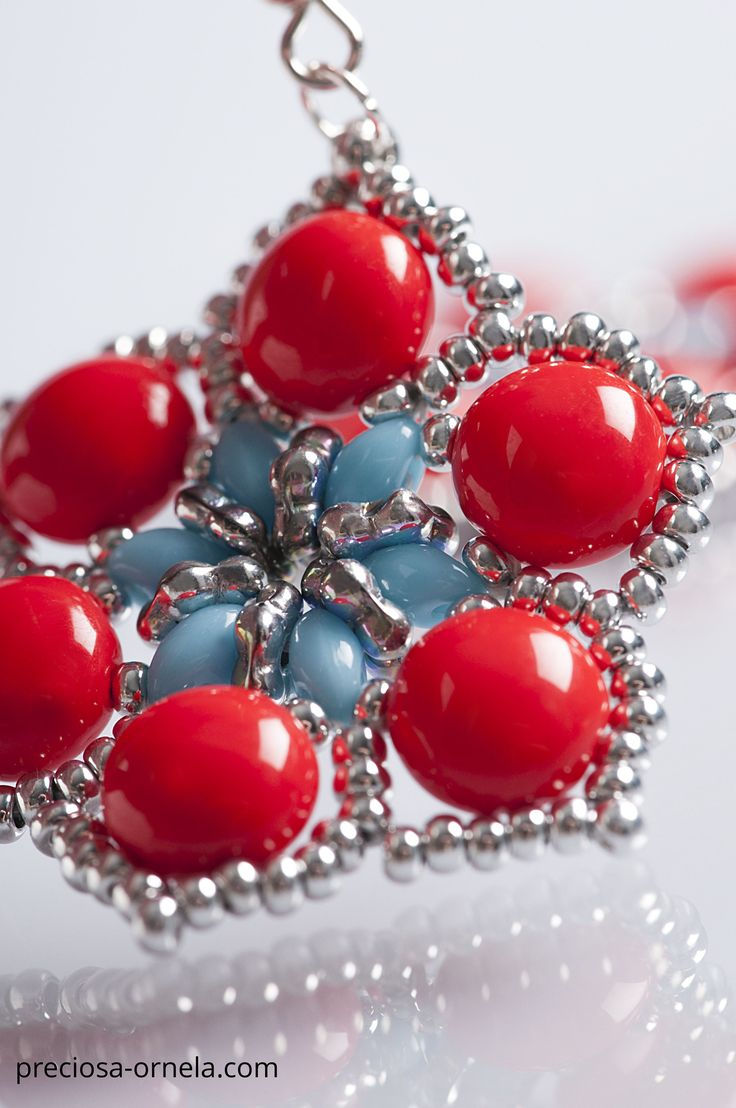 on how choker online buy handmade beads and pin to tutorial beebeecraft flower for bracelet jewelry necklace make beaded