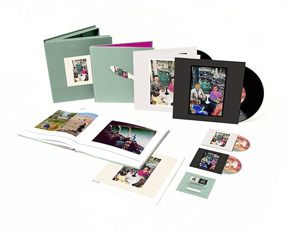 Led Zeppelin - Presence: Super Deluxe Edition on Numbered Limited Edition 180g 2LP + 2CD Box Set