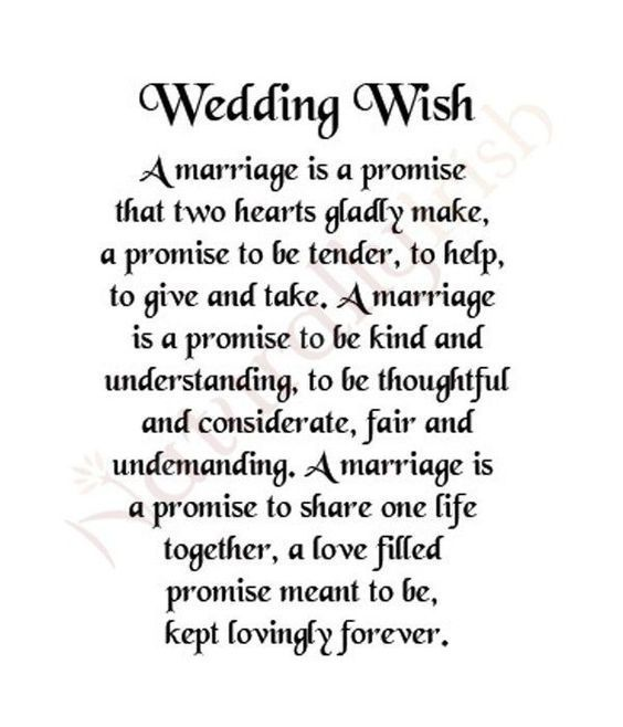 Wedding Readings Non Religious Poems: 15 Romantic Non-traditional Wedding Vows For Your Ceremony