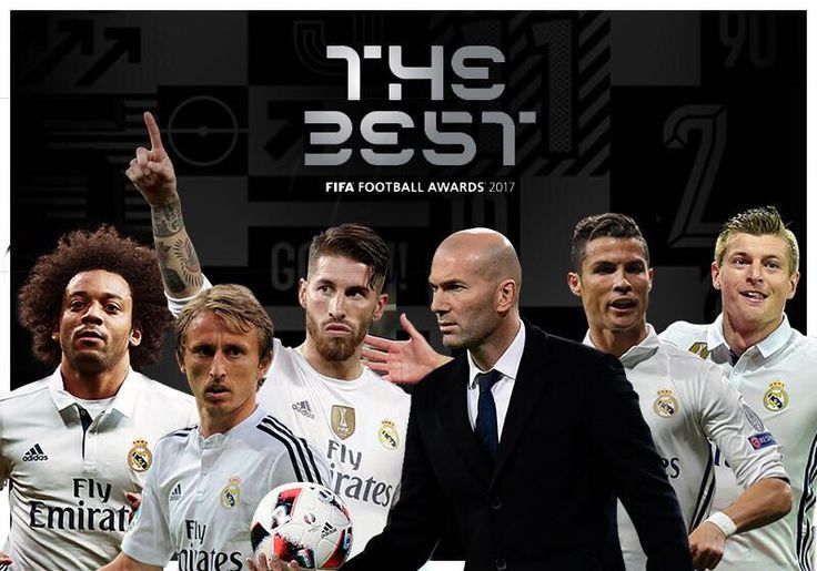 Real Madrid. #thebest