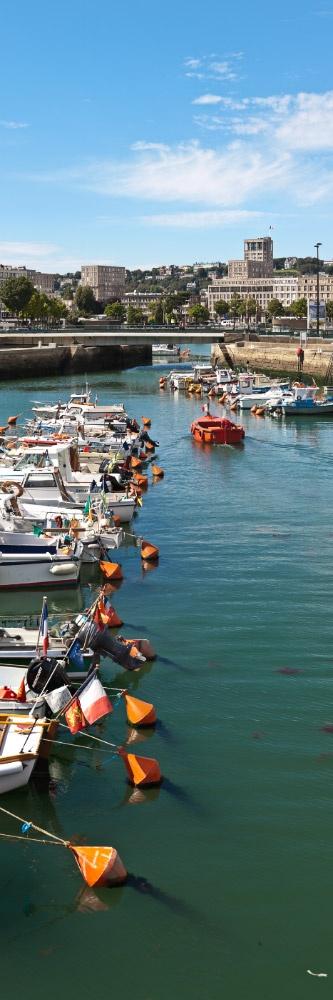 Beautiful Le Havre - http://www.travelandtransitions.com/european-travel/