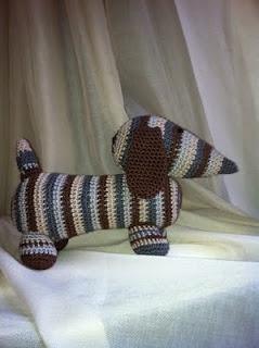 Teckel pattern dutch