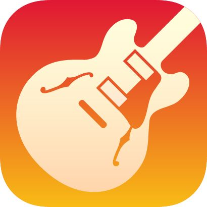 how to use garageband app on iphone