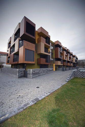 Tetris Apartments, Foto: Tomaž Gregorič