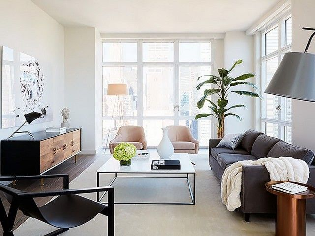 how to choose a light for small spaces