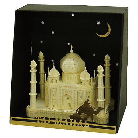 Buy Paper Nano Taj Mahal Online at johnlewis.com