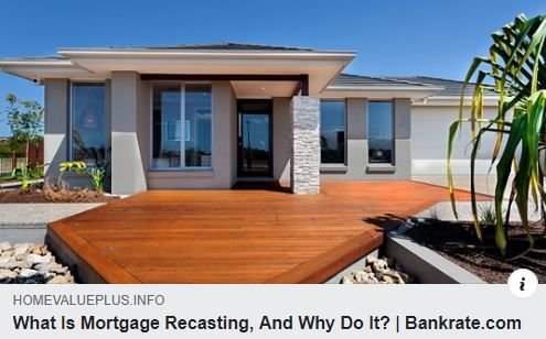 Do You Need To Lower Your Monthly Payments On Your Homes But The