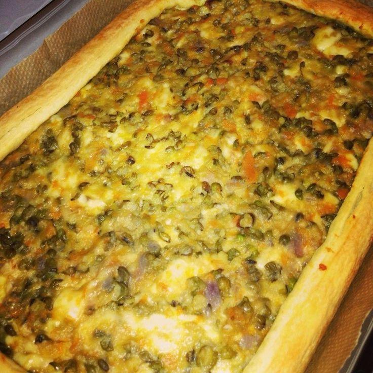 Пирог из гороха маш рецепт – выпечка и десерты. «Афиша-Еда»